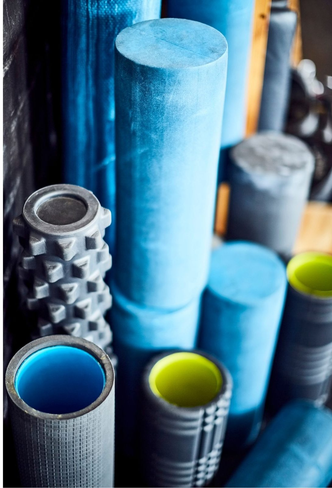 Foam Roller - Used to help with Flexibility