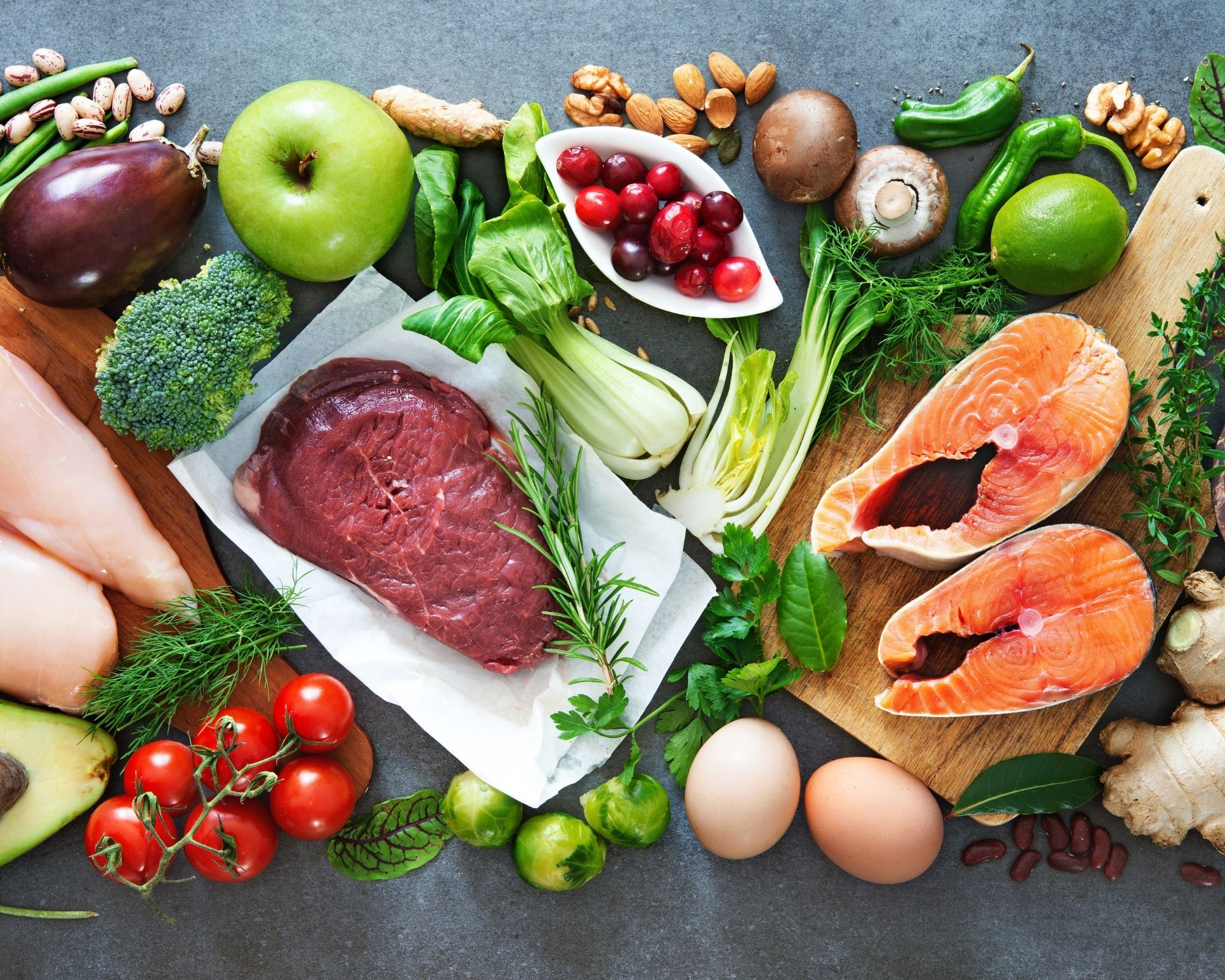 Healthy Food Relates to Weight