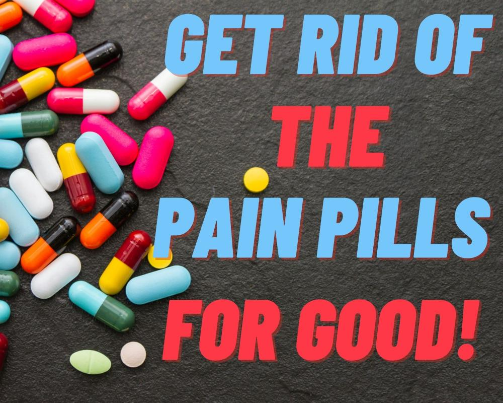 Get Rid of the Pain Pills for Good Meme - Benefits of MSM