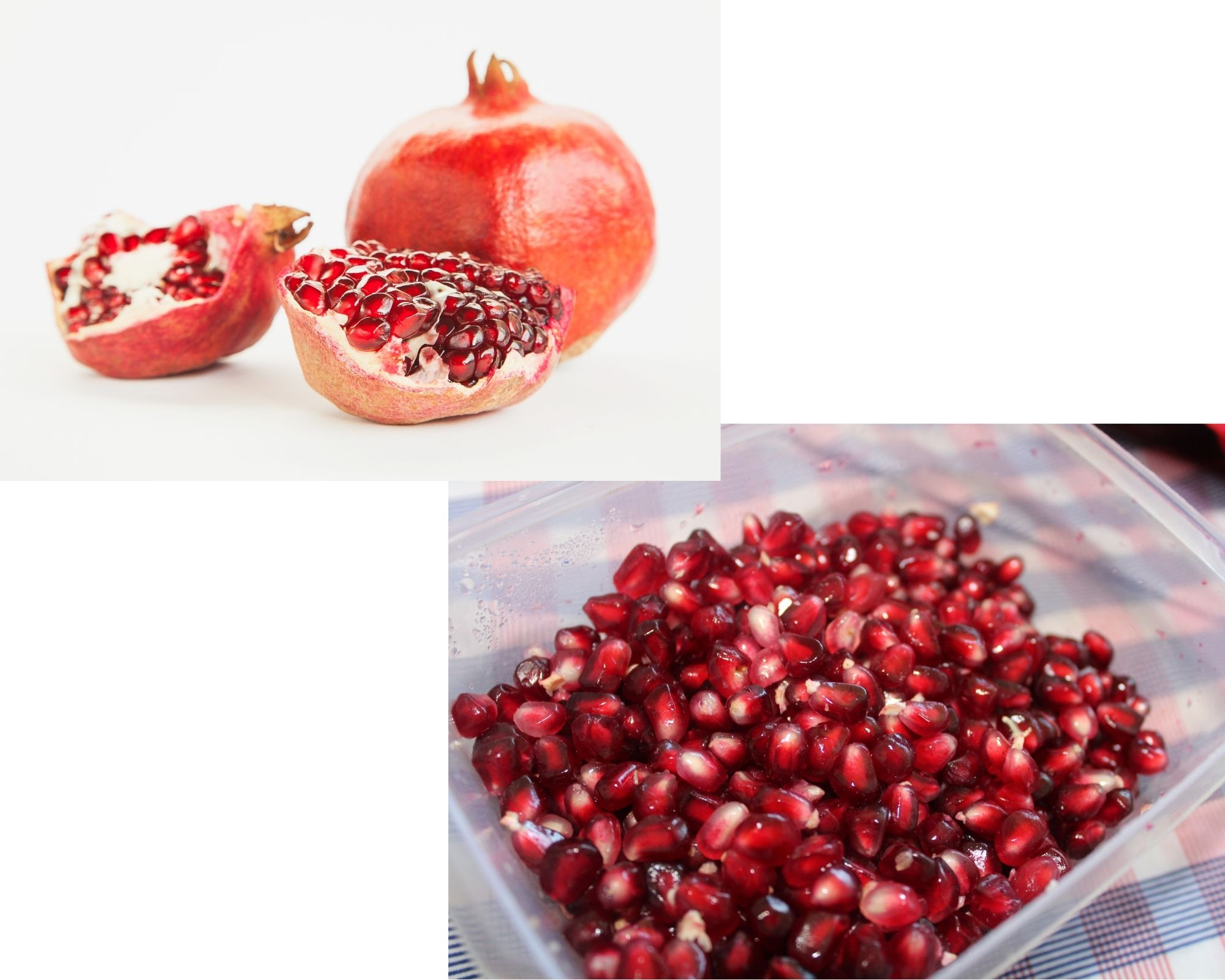 Pomegranate Seed Oil - Healthy Nutrients